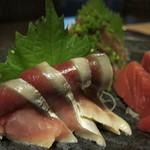 串焼き梅ちゃん - 刺身盛り合わせ