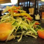 串焼き梅ちゃん - サラダ