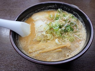 ラーメンTORA - 2018年10月 味噌ラーメン