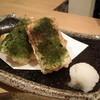 蕎堂 壮 - 料理写真:鯛ちくわ磯辺揚げ