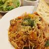 Brasserie MORI - 料理写真:ツナと夏野菜のトマトパスタ
