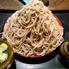 味奈登庵 - 料理写真:もりそば(富士山盛り) 500円