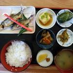 松阪食堂 - 料理写真: