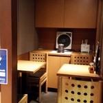 せんきち - 入口脇にアヤシイ個室