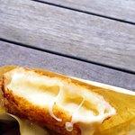 ブーランジュリ シマ - 揚げたてチーズパン