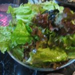 仙寿苑 - のりサラダ