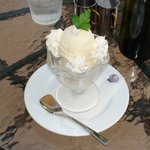 シーサイドカザン - 自家製アイスクリーム