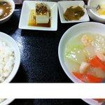 北京老飯店 - 日替わりランチ