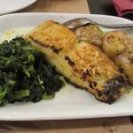 94000150 - 干し鱈のオーブン焼き