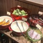 K's Table - サラダバー