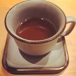 アルゴリズム - 香茸、ぶりがん茶