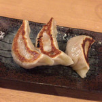 ラーメンめん丸 - 餃子3個セット