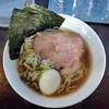麺や 青雲志 - 料理写真:カキ正油らぁ麺