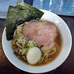 94004731 - カキ正油らぁ麺