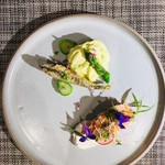 cieloazzurro - 新しい夜のコースの前菜6種