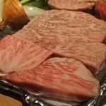 鉄板ステーキ 淀屋 - 厳選肉の鉄板焼