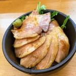 94008161 - 麺処ろくめい チャーシュー丼