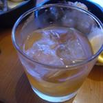 宮崎料理 万作 - 梅酒