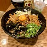 いけ三やぎ商店 - *ピリ辛まぜ麺 大(¥850)