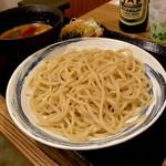 いけ三やぎ商店 - *辛味噌つけ麺 大(¥900)