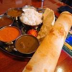 南インド料理 ドーサベル -