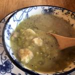 カフェ レカ - ミニ・エルテンスープのアップ