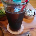 カフェナナラ - アイスコーヒー