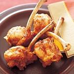 チーズタッカルビ&サムギョプサル韓国料理やさい畑 - ヤンニョムチキン