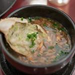 ベンガルタイガー - 蟹のスープ(690円)