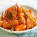 チーズタッカルビ&サムギョプサル韓国料理やさい畑 - トッポギ