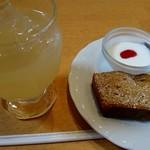 パンプキン - ランチのドリンク&デザート