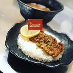 ルー&スープカレー ボナンザ - 【タンドリーチキンスープカレー】