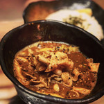 ルー&スープカレー ボナンザ - 【豚しゃぶとキノコのスープカレー】