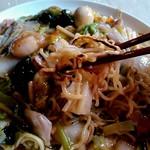 栄華 - 麺リフト