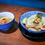 だしと麺 - ■すっごい冷やし うにつけ麺 980円