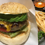 burger kitchen WAKIE WAKIE -