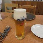 ソルナシエンテ - 生ビール