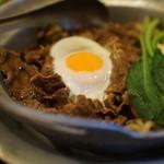 麒麟亭 - 料理写真:牛鍋