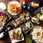 夕焼け飯店 - 料理写真:毎週火曜日はレディースデー!