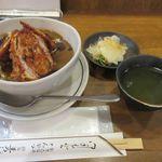 Ouroji - とん丼 ¥1.100