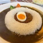カレーハウス・キッチンY - キーマカレー
