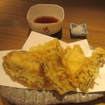 うじいえ - 「穴子天ぷら」