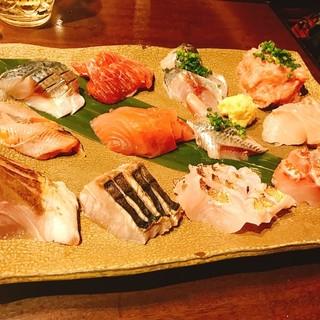 鮮魚のこだわりは渋谷でトップクラスの自負があります!