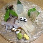 どさんこキッチン レトロなごりら - 活イカ_1,980円