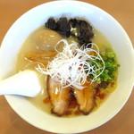 らーめんてつや - 料理写真:とんこつ辛か麺_896円