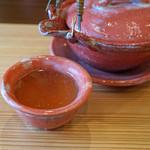 柚木元 - 松茸の土瓶蒸し