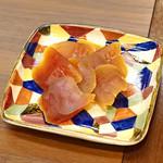 柚木元 - 自家製カラスミ