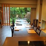 柚木元 - 今日の個室