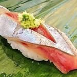 岩佐寿し - 秋刀魚