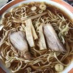 山八 - 料理写真:大盛りラーメン
